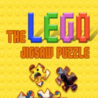 The Lego Jigsaw Puzzle