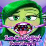Inside Out: Disgust Throat Surgery
