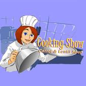 Cooking Show: Carrot Lentil Soup