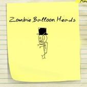 Zombie Balloon Heads