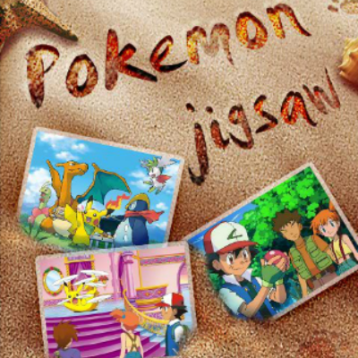Pokemon: Jigsaw