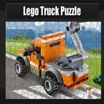 Lego: Truck Puzzle