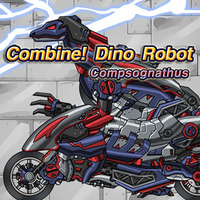 Trendy gier,Dino Robot Compsognathus is an Other game. You can play Dino Robot Compsognathus in your browser for free. Compsognathus Dino Robot. You can change the dino robot to the bike.