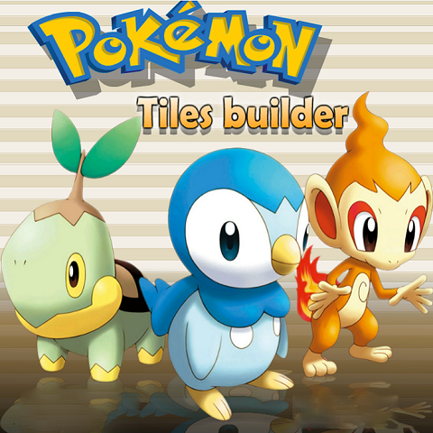 Pokemon: Tiles builder