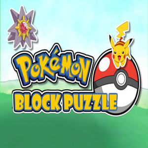 Pokemon: Block Puzzle