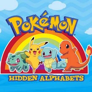 Pokemon: Hidden Alphabets