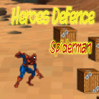 Spiderman: Heroes Defence