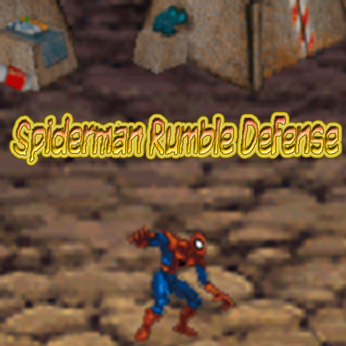 Spiderman Rumble Defense