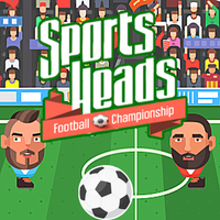 En Yeni Oyunlar,Sports Heads Football Championship is one of the Football Games that you can play on UGameZone.com for free. Go head in the ultimate shootout! You got 90 seconds to score the most goals. Look out for power which you can use to boost your performance, or hinder your opponent. Ready? Enjoy and  have fun!