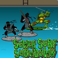 Sewer Surf Showdown