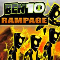 Ben 10:  Rampage