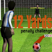 12 Yards Penalty Challenge 2014