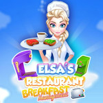 Elsa Restaurant: Breakfast Management