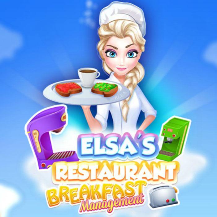 Elsa Restaurant: Breakfast Management