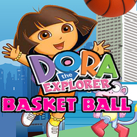 Dora The Explorer Basketball
