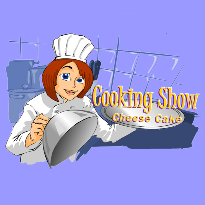 Cooking Show: Cheese Cake