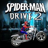 Spiderman Drive 2