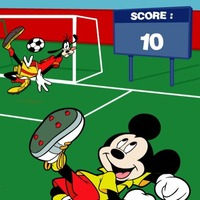 Mickey Football Land