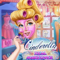 Cinderella: Real Makeover