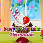 Newyear Cupcake Decoration