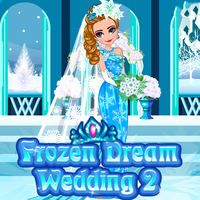 Frozen Dream Wedding 2