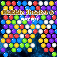 Games Trends,Bubble Shooter 6: Black Hole is an action-based puzzler that puts players to the task of tossingcolored bubble up to a stack of other colored bubble. At least three of the same color bubbles can be eliminated, when you eliminated all bubbles in this level, you can get the next level. The more bubbles you eliminate at once, the higher score you get. Have fun!