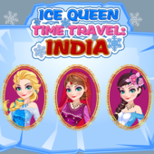 Ice Queen Time Travel: India