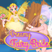 Dreamy Fairy Bride
