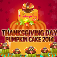 Thanksgiving Day: Pumpkin Cake 2014