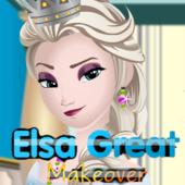 Elsa: Great Makeover