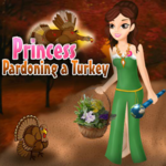 Princess: Pardoning a Turkey