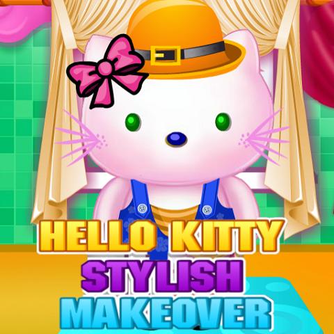 Hello Kitty: Stylish Makeover