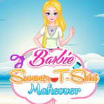 Barbie: Summer T-shirt Makeover