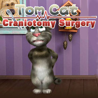 Tom Cat: Craniotomy Surgery