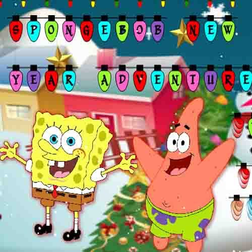 Spongebob:  New Year Adventure