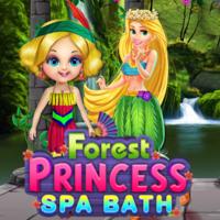 Forest Princess: Spa Bath