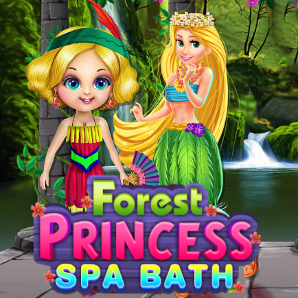 Forest Princess: Spa Bath