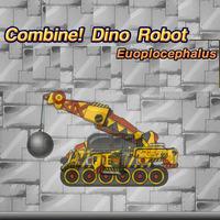 Combine! Dino Robot: Euoplocephalus