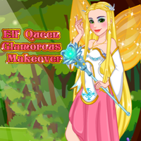 Elf Queen: Glamorous Makeover