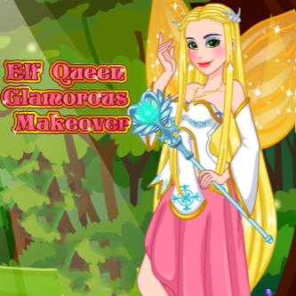Elf Queen: Glamorous Makeover