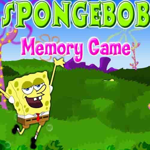 Spongebob: Memory Game
