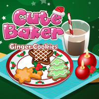 Cute Baker: Ginger Cookies