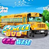 School Bus Car Wash