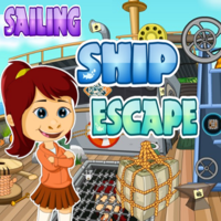 Sailing Ship Escape