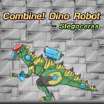Combine! Dino Robot: Stegoceras