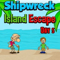 Shipwreck Island Escape: Day 5