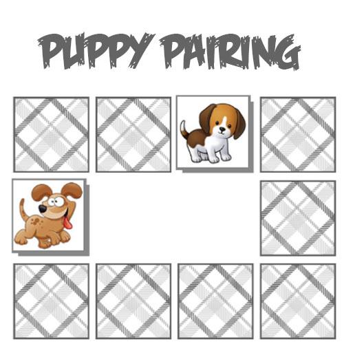 Puppy Pairing