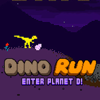 Dino Run: Enter Planet D
