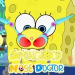 SpongeBob: Nose Doctor