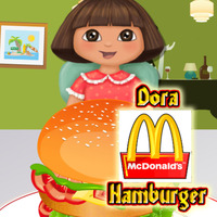 Dora: McDonald's Hamburger